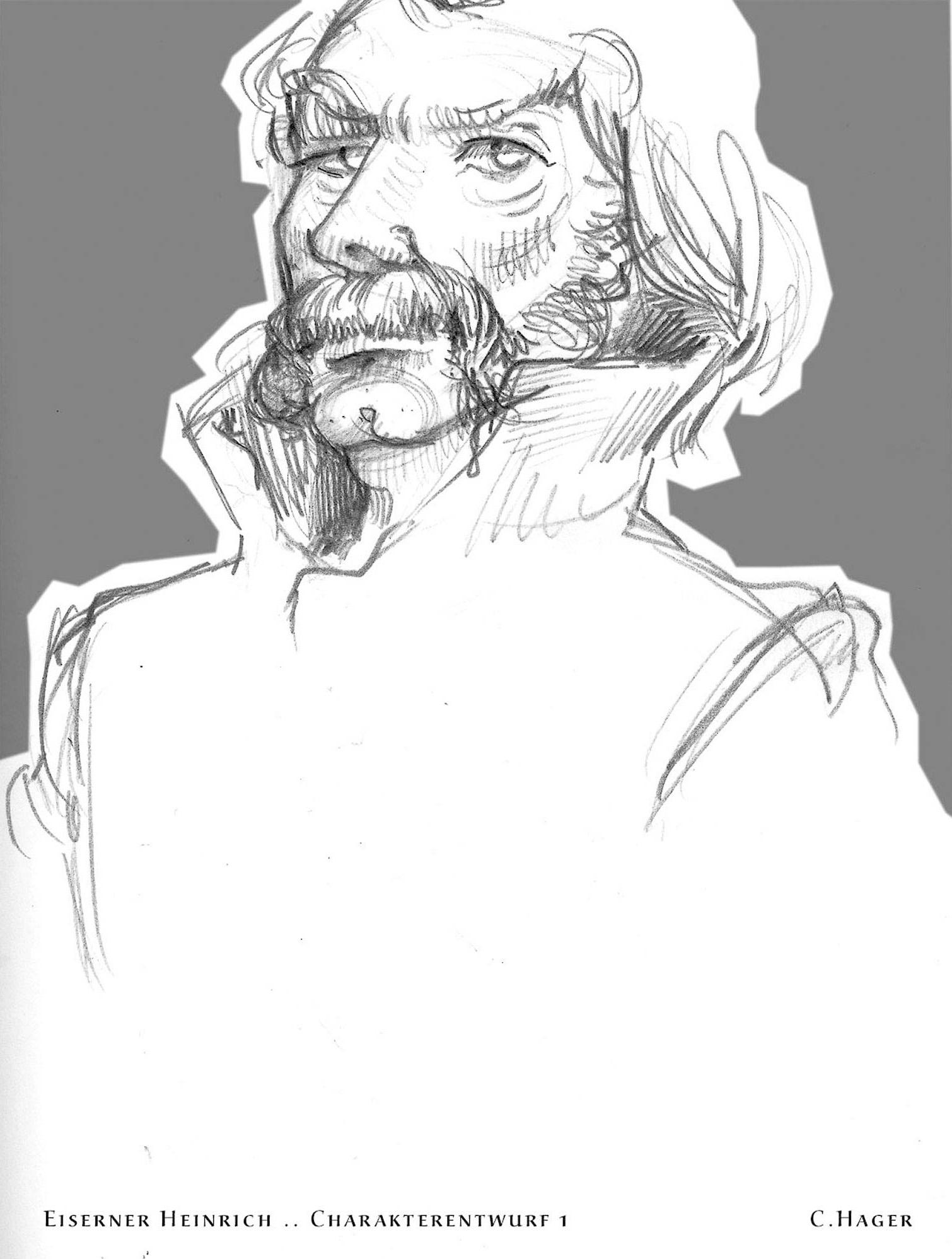 eisnr.Heinrich.Charak.skizz